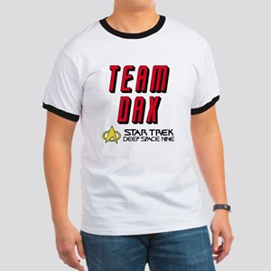 Team Dax Star Trek Deep Space Nine Ringer T