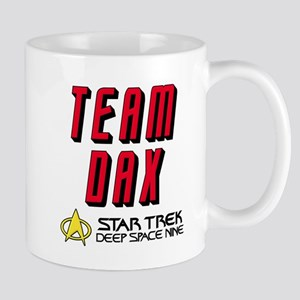 Team Dax Star Trek Deep Space Nine Mug