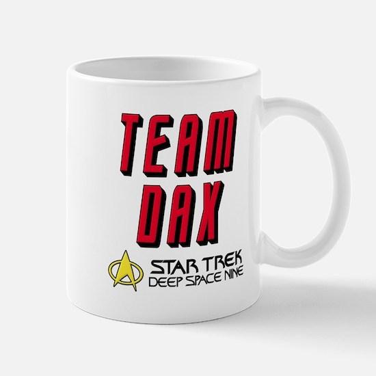 Team Dax Star Trek Deep Space Nine Mug