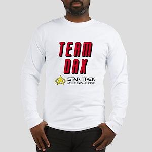 Team Dax Star Trek Deep Space Nine Long Sleeve T-S