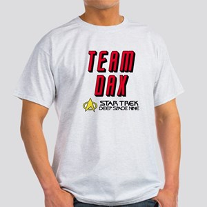 Team Dax Star Trek Deep Space Nine Light T-Shirt