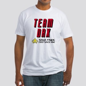 Team Dax Star Trek Deep Space Nine Fitted T-Shirt