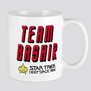 Team Bashir Star Trek Deep Space Nine Mug
