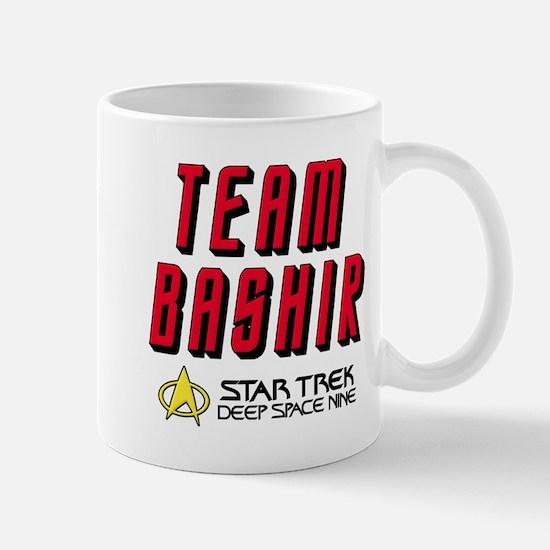 Team Bashir Star Trek Deep Space Nine Mug