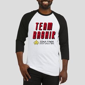 Team Bashir Star Trek Deep Space Nine Baseball Jer