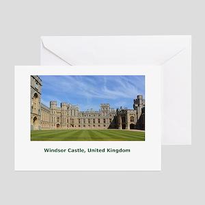 Windsor Castle Greeting Cards