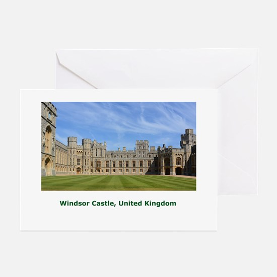 Windsor Castle Greeting Cards