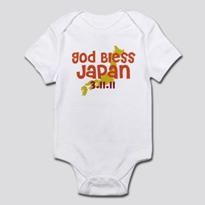 God Bless Japan Infant Bodysuit