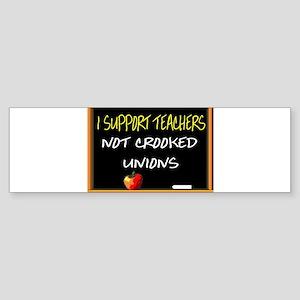 DO NOT ERASE Sticker (Bumper)