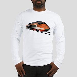 Fast Train Long Sleeve T-Shirt