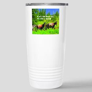 Mule Stainless Steel Travel Mug