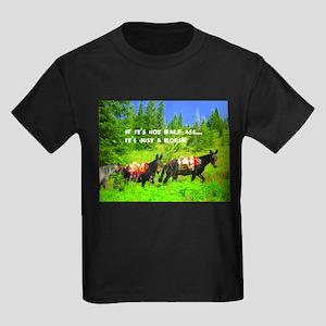 Mule Kids Dark T-Shirt