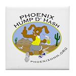 Phoenix Hump D'Hash Tile Coaster