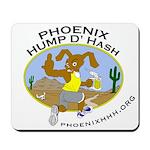 Phoenix Hump D'Hash Mousepad