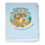 Phoenix Hump D'Hash baby blanket