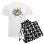 Phoenix Hump D'Hash Men's Light Pajamas