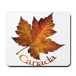 Canada Maple Leaf Mousepad