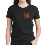 Canada Maple Leaf Women's Dark T-Shirt