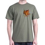 Canada Maple Leaf Dark T-Shirt
