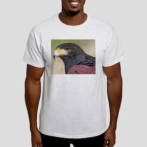 Harris Hawk Ash Grey T-Shirt