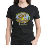 Phoenix Hump D'Hash Women's Dark T-Shirt