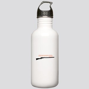 Billy the Kid Quote Stainless Water Bottle 1.0L