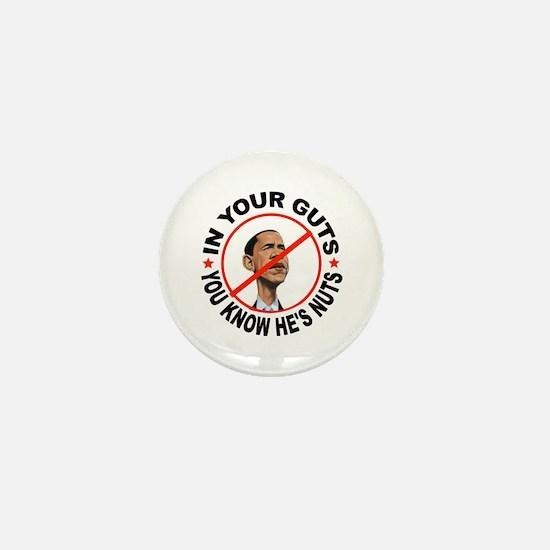 STICK IT IN YOUR EAR Mini Button
