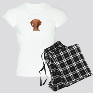 Vizsla Head Shot - Women's Light Pajamas