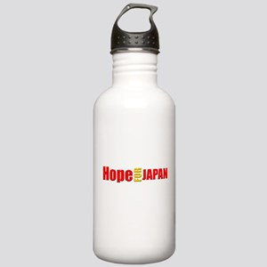 japan earthquake Stainless Water Bottle 1.0L