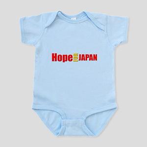 japan earthquake Infant Bodysuit