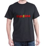 japan earthquake Dark T-Shirt
