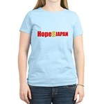 japan earthquake Women's Light T-Shirt