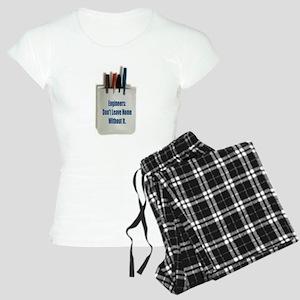 Engineer 2 Women's Light Pajamas