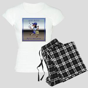 Mail Carrier Women's Light Pajamas