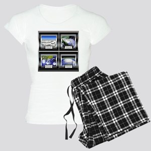 Hurricane Women's Light Pajamas