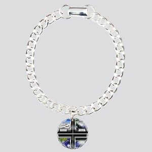 Hurricane Charm Bracelet, One Charm
