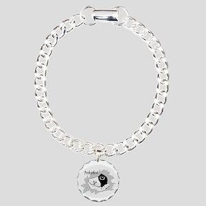 Peek-a-Boo Charm Bracelet, One Charm