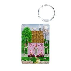 Honeymoon Cottage Keychain