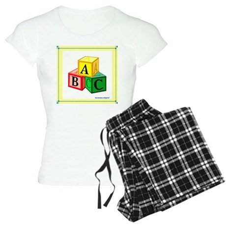 ABCs Women's Light Pajamas
