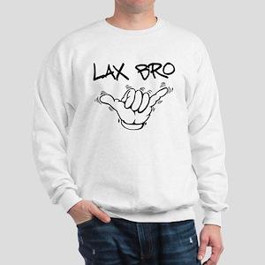 Hang Loose Lax Bro Sweatshirt