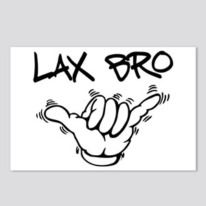 Hang Loose Lax Bro Postcards (Package of 8)
