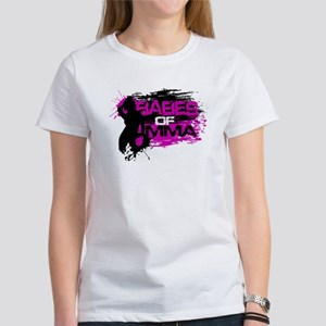 Babes of MMA Women's Knockout T-Shirt