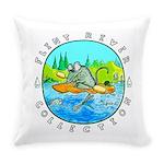 """""""River Rat"""" Everyday Pillow"""