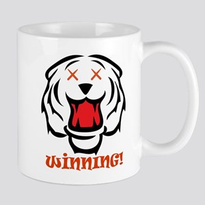 Tiger Blood Winning! Mug