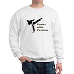 Power with Passion Sweatshirt