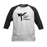 Power with Passion Kids Baseball Jersey