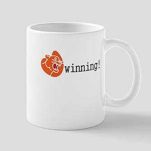 Tiger Blood Winning! Mug