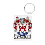 O'Neill Coat of Arms Aluminum Photo Keychain