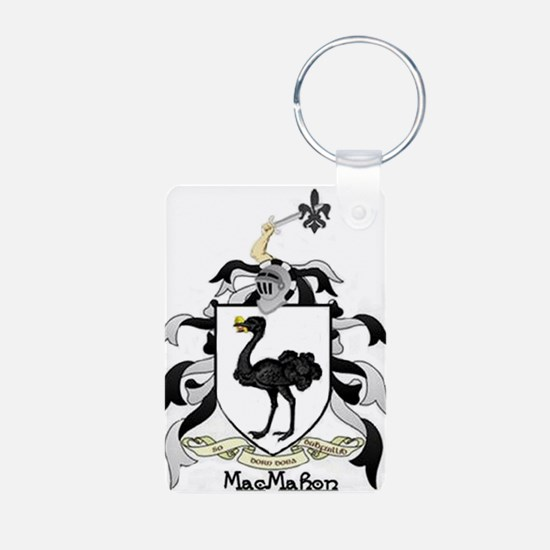 MacMahon Coat of Arms Keychains