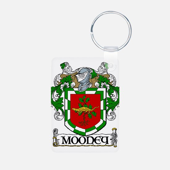 Mooney Coat of Arms Keychains
